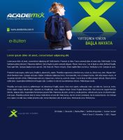 Academix Newsletter Version 1 by Manasworks