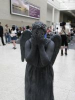 Weeping Angel by Shruiken-Shadow