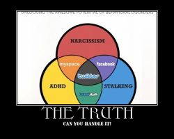 The truth of social networks by Fronswath