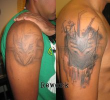 TRANSFORMERS REWORK by mSapia