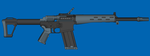 Blue Arms LBR T1 by andyshadow26