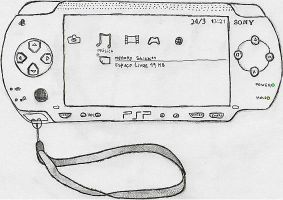 PSP by EvilFriend