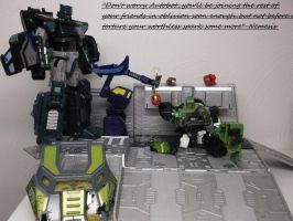 NEMESIS PRIME TORTURES YOU SLOWLY..AND PAINFULLY by forever-at-peace