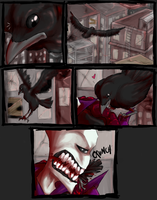 BS- Xix vs. Pollux page 1 by Critical-Error