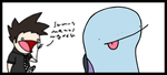 Hello yes I am Quagsire by TomSka