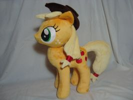 Applejack jointed plush by PlanetPlush