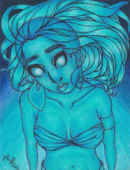 The Crystallization of Kida by Eulenlied