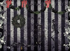 Merry Gothic Christmas! by CosmicKat