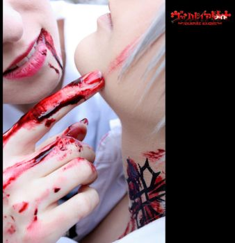 Vampire Knight- trail of blood by chiisaiSaku