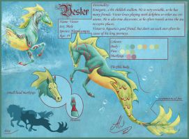 Vester - Reference Sheet by Shekla
