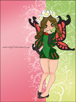 Anime Faery by Coby17