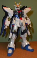 STRIKE FREEDOM GUNDAM 4 by Tformer