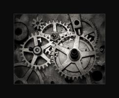 Clock Gears by solodaddy