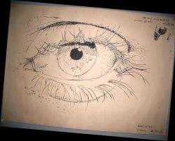 detailed eye by bigspin
