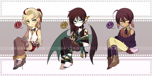 misc. | adopt auction - CLOSED by SoukiAdopts