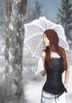 snow-girl by lovepic200