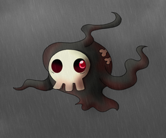 Duskull by ice-cream-skies