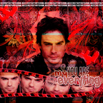 Blend Ian.S, Puto dios. by BeccaStiefvater08