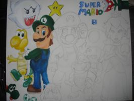 Super Mario WIP1 by twinkelsparky1