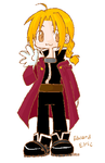 Edward Elric - FMA by darkc