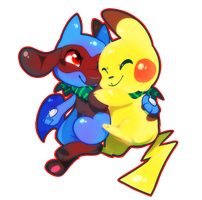PSMD: My best partner is you by miflore