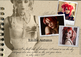 Emilie Autumn by Miserablexromance