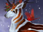 Merry Christmas by Keprion