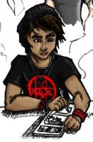 me from the portraits colored by FireDestined4