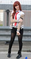 Kurisu Makise 01 by AerithStrife90