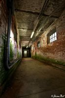Gritty Tunnels by daimonpaul