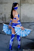 AX12 - Kitana by BlizzardTerrak