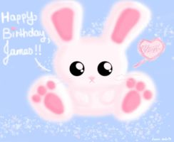 Happy Bday James :3 by bommie