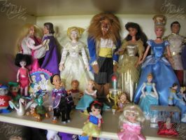Disney and Animated dolls 3 by JCproductions