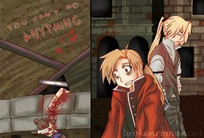 FMA-You can't do anything by BrokenRomance3