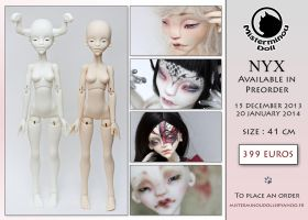 BJD for sale ! by Misterminoudolls