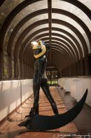 Anime Central 2012: Celty by GoddessOfDarkness07