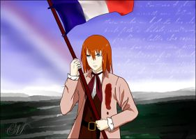 Vive la France by Sesshomaru-san