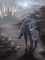 Wolf's Rain : Tsume's Past by Jenova87