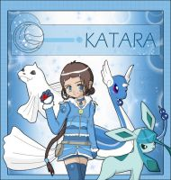 AvaMon: Katara by xcry