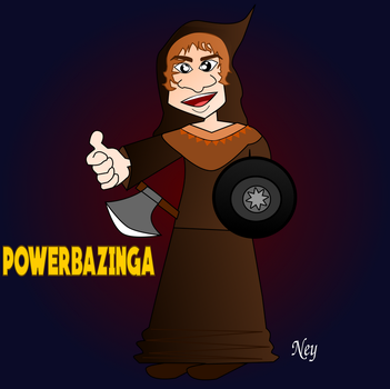 Powerbazinga by Nehimy