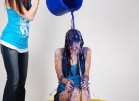 Amy gunged - 5 by memersonphotographic