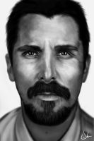 ++ Christian Bale ++ by sven-werren