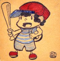 Ness Coster by FriendlySheep