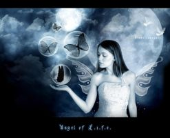 Angel of Life by consciousspace