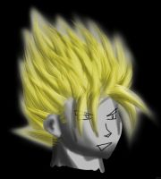 Super Saiyan Hair by sphu