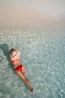 Sunbather frome Above by Spanishalex