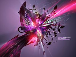 AbstractExplosion by bhazler