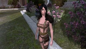 Wildsoul Harness by tulx