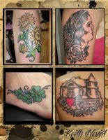 Tattoo page layout 17 by Agreus