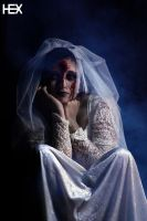 The Bride by HexPhotography